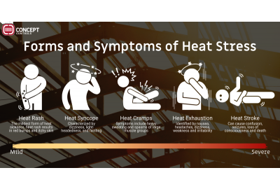 Heat Stress in the Workplace