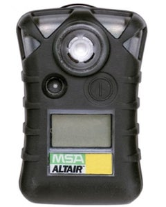 MSA ALTAIR Single-Gas Detector for H2S (8, 12 ppm)