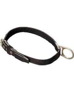 Miller Lined Body Belt with Tongue Buckle (Single D-Ring), XXX-Large