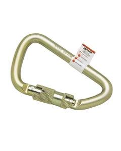 Miller Steel Twist-Lock Carabiner