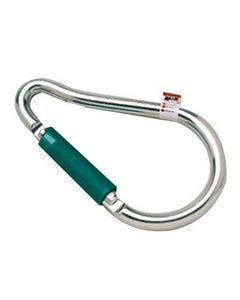 Miller Large Aluminum Twist-Lock Carabiner