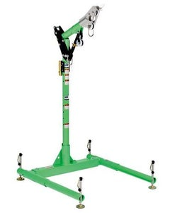 3M DBI-SALA 8300009 Advanced 5-Piece Davit Hoist System