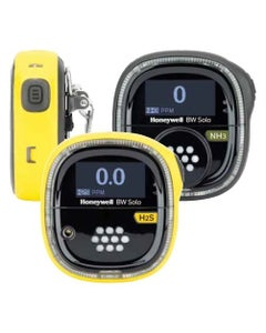 Honeywell BW Solo Serviceable Single-Gas Detector