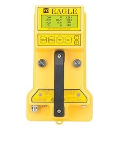 RKI Eagle Gas Detector 1 – 6 Gas Sample Draw Monitor