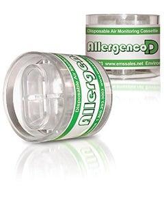 Allergenco-D Disposable IAQ Air Monitoring Cassettes, 50/pk