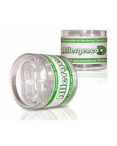 Allergenco-D Disposable IAQ Air Monitoring Cassettes, 10/pk