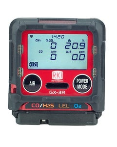 GX-3R Four Gas Confined Space Monitor