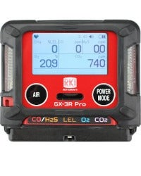 GX-3R Pro Five Gas Monitor