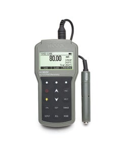 Hanna Waterproof Portable EC/TDS/Resistivity/Salinity Meter (HI98192)
