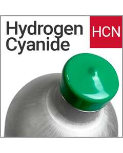 Hydrogen Cyanide (HCN) Calibration Gas
