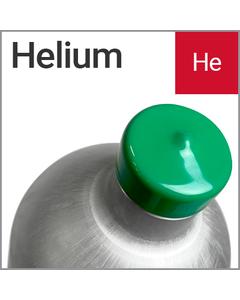 Helium (He) Calibration Gas