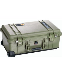 Pelican 1510 Carry On Case without Foam (OD Green)