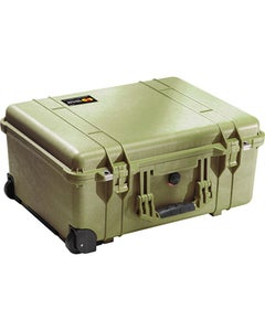 Pelican 1560 Protector Large Case with Foam (OD Green)