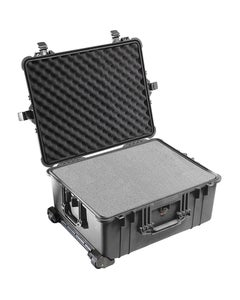 Pelican 1610 Protector Large Case with Foam (Black)