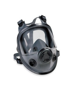 Honeywell 54001S Full Facepiece Respirator With 4 Point Suspension