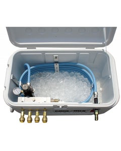 Air Systems Breathing Air Cool-Box with Ambient Air Pumps and Low Pressure Air Pump Conversion Kit  (BACB-196LP)