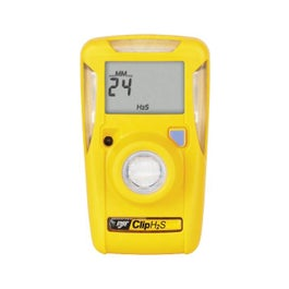 BW Clip 2-year, hydrogen sulfide (H2S, Low - 5 ppm / High 10 ppm)