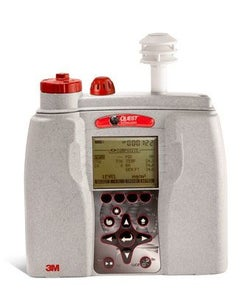 EVM-3 Real-Time Direct Reading Particulate Monitor with two 37mm Gravimetric Filter Cassettes