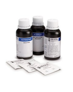 NPK Soil Chemical Test Kit Replacement Reagents (25 tests each) HI 3896-25