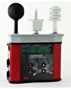 "TSI QUESTemp QT-32 Heat Stress Monitor with 6"" Globe"