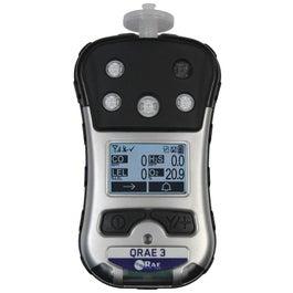 QRAE 3 Pumped: LEL, H2S, O2, CO (Non-Wireless)  (M020-11111-111)