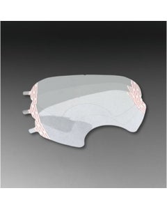 3M 6885 Face shield Cover for Respiratory Protection