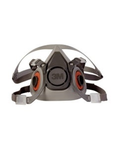 3M 6200 Half Facepiece Reusable Respirator - Medium