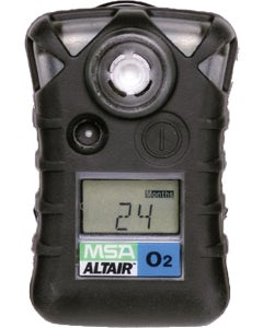 MSA Altair Single Gas Detector (Alternate Alarm Set Points)