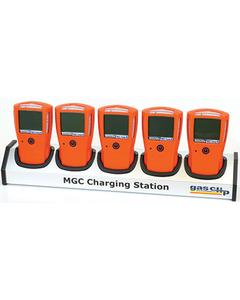 MultiGas 5 Bay Charging Station for Pump Model  (MGC-P-CHRG-STATION)