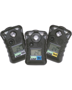 MSA Altair Single Gas Detector (Alternate Alarm Set Points)
