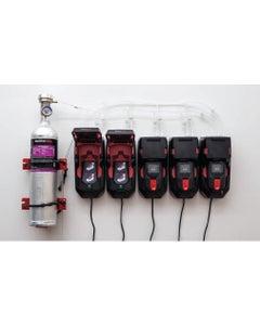 Blackline Safety G7 Dock gang kit for 5Docks