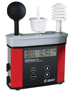 QUESTemp 32 Series Portable Heat Stress Monitors