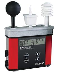 QUESTemp 32 Series Portable Heat Stress Monitors
