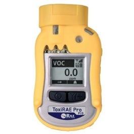 RAE Systems ToxiRAE Pro PID Monitor-10.6 eV PID-1 - 1,000 ppm-No Datalogging-Non-Wireless