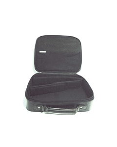 "Case, soft leather packing case (11"" x 8.75"" x 3"")"