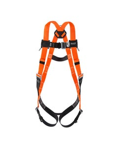 Titan Non-Stretch Harness (Mating Buckle Leg Straps), Universal