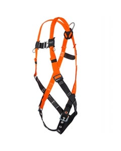 Titan Non-Stretch Harness (Tongue Buckle Leg Straps), Universal