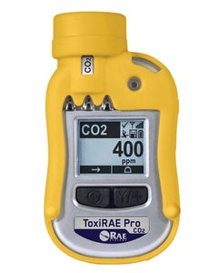 ToxiRAE Pro CO2 Personal Monitors for Carbon Dioxide