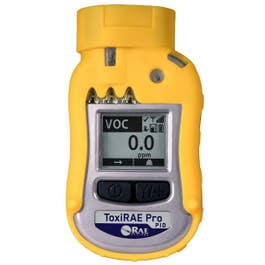 ToxiRAE Pro PID Monitor-10.6 eV PID-1 - 1,000 ppm-No Datalogging-Wireless (900 MHz)  (G02-B014-000)