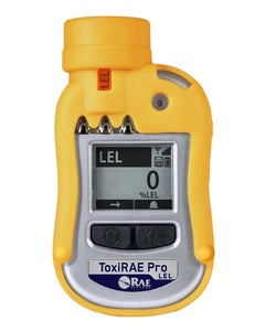 ToxiRAE Pro LEL Personal Monitors for Combustible Gases (PGM-1820)