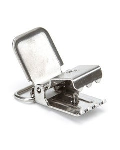 BW Technology Replacement Alligator-Style Clip (Stainless Steel with Screw)  (XT-AG-1)